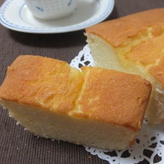 ラム酒ケーキ